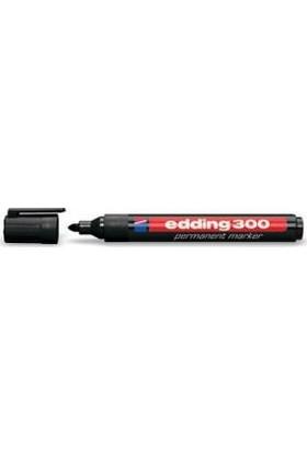 Edding Permanent Markör 300 Siyah
