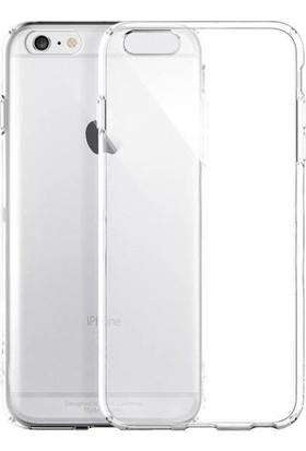 Shinwa Apple iPhone 6S Şeffaf Silikon Kılıf