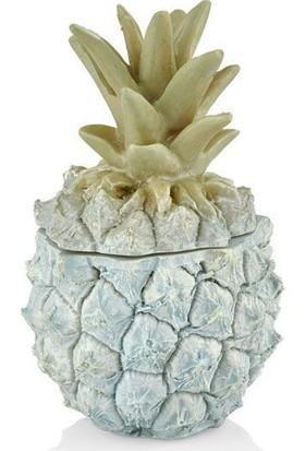 Cemile Turkuaz Orta Ananas 7 x 11 48