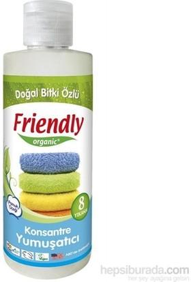 Friendly Organic Konsantre Çamaşır Yumuşatıcısı 118l ml