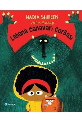 """""""Aslı'nın Mutfağı: Lahana Canavarı Çorbası"""" (3+ Yaş Hikaye Kitabı) - Nadia Shireen"""