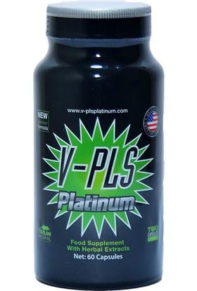 V-Pls Platinum 60 Kapsül