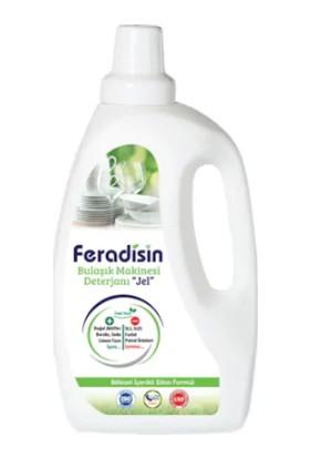 """Feradisin Bulaşık Makinesi Deterjanı """"Jel"""" 1500 ml"""