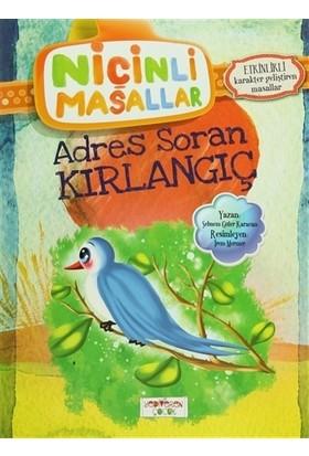 Adres Soran Kırlangıç (Etkinlikli)-Şebnem Güler Karacan