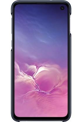 Samsung S10e Led View Cover (Siyah)-EF-KG970CBEGWW