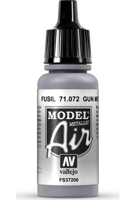 Vallejo 71072 Model Air Gun Metal Maket Boyası