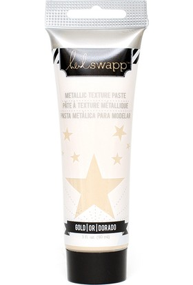 Heidi Swapp Mm Mtlc Texture Paste Gold