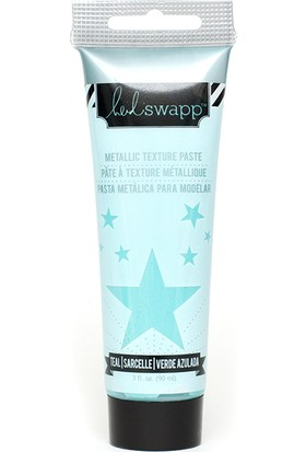 Heidi Swapp Mm Mtlc Texture Paste Teal