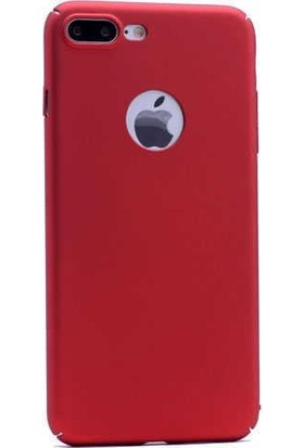724kitapal Apple iPhone 7 Plus Kılıf Zore 3A Rubber Kapak
