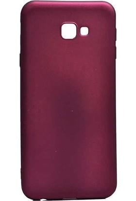 724kitapal Galaxy J4 Plus Kılıf Zore Premier Silikon