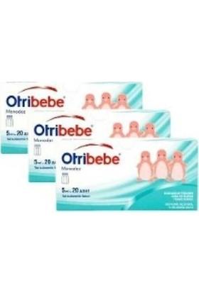 Otribebe Monodoz 20*5 ml Flakon 3 Adet (3x20 Flakon)