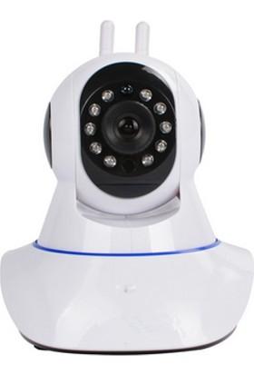 twinix Gece Görüşlü IP Kamera 360º Full Hd 1 Mp