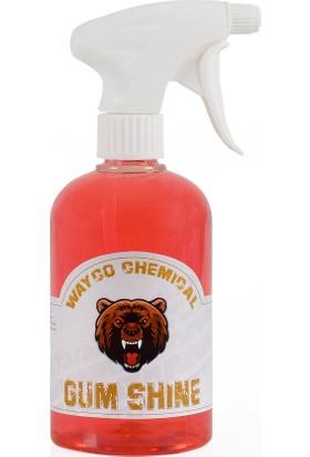 Wayco Gum Shine-Lastik Parlatıcı 500 ml