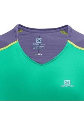 Salomon Traıl Runner Tee W Outdoor Tişört