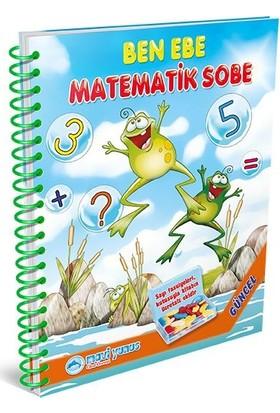 Ben Ebe Matematik Sobe + Sayma Fasulyesi Hediyeli (4-5-6 Yaş)