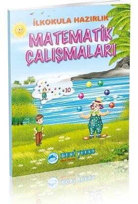 İlkokula Hazırlık Matematik Çalışmaları (5-6 Yaş)
