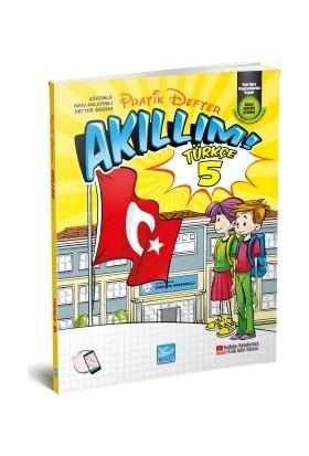 Akıllım Pratik Defter Türkçe 5. Sınıf