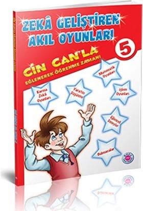 Cin Can'la Eğlenerek Öğrenme Zamanı 5