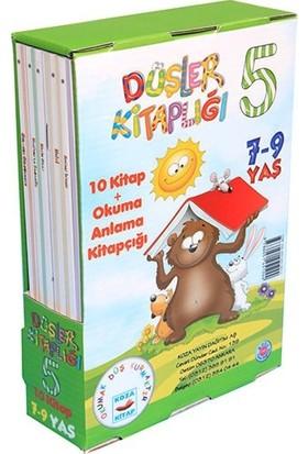Koza ilkokul 2. ve 3. Sınıf Düşler Kitaplığı 10 Kitap (set5)