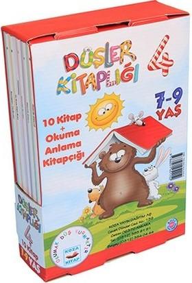 Koza ilkokul 2. ve 3. Sınıf Düşler Kitaplığı 10 Kitap (set4)