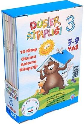Koza ilkokul 2. ve 3. Sınıf Düşler Kitaplığı 10 Kitap (set3)