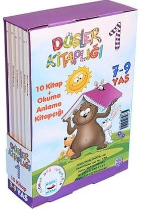 Koza ilkokul 2. ve 3. Sınıf Düşler Kitaplığı 10 Kitap (set1)