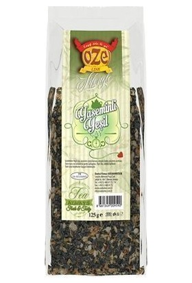 Oze Yaseminli Yeşil Çay 125 gr