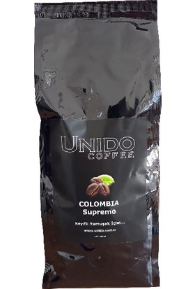 Unido Colombia Supremo Çekilmiş Kahve 500 gr