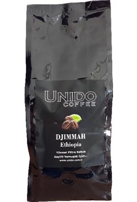 Unido Djimmah Ethiopia Çekirdek Filtre Kahve 500 gr