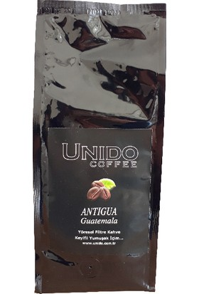 Unido Antigua Guatelama Çekilmiş Filtre Kahve 500 gr