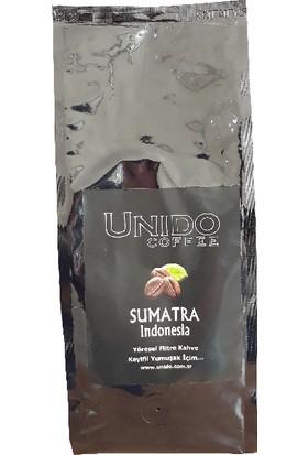 Unido Sumatra Endonezya Çekilmiş Filtre Kahve 500 gr
