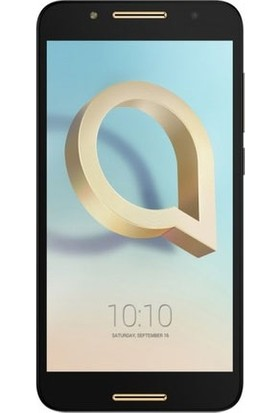 Dafoni Alcatel A7 Tempered Glass Premium Cam Ekran Koruyucu