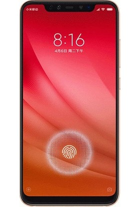 Dafoni Xiaomi Mi 8 Pro Nano Glass Premium Cam Ekran Koruyucu
