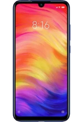 Eiroo Xiaomi Redmi Note 7 Tempered Glass Cam Ekran Koruyucu