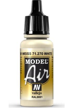 Vallejo 71270 Model Air Off-White Maket Boyası