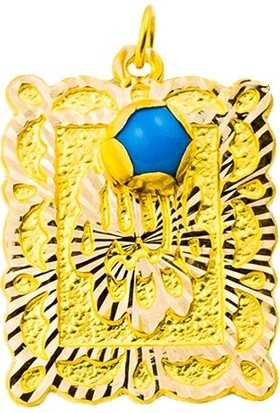 Bilezikci Hediyelik 14 Ayar Altın Maşallah