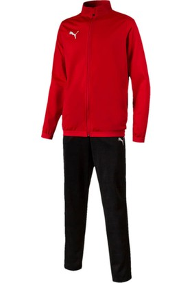 Puma Liga Sideline Tracksuit Kırmızı Erkek Eşofman Takimi