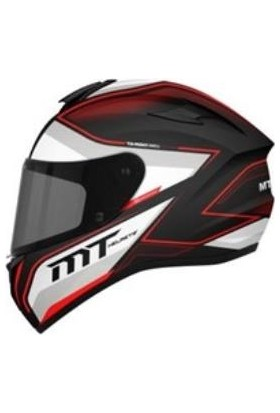 Mt Kask Targo Ff106 Interact A1 Gloss Pearl Red