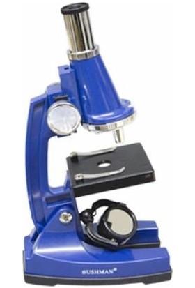 Bushman Beginner Lacivert Mikroskop