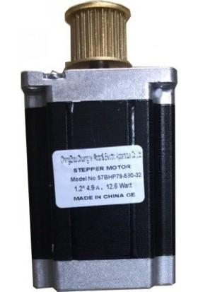 Şahin Rulman Step Motor Nema 23 - 57Bhp79