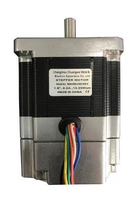 Şahin Rulman Step Motor 4.5 Nm - 86Bhh80-420E-32B-Z