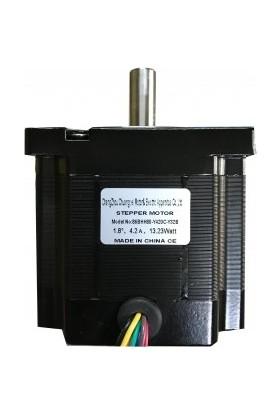 Şahin Rulman Step Motor Nema 34 | 4.5 Nm - 86Bhh80-Y420C-Y32B