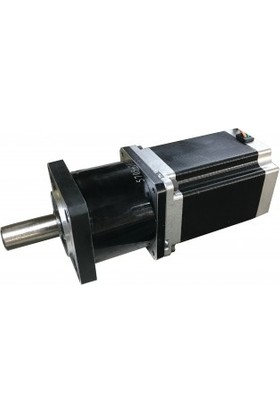 Şahin Rulman Planet Redüktörlü Step Motor 2.2 Nm - 57Bhh82-300E-08B(Pl5K)