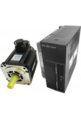 Şahin Rulman Servo Motor Sürücü Set - 2300 Watt | 2,3Kw Güç | 130Sy-M15015 Sg-30A
