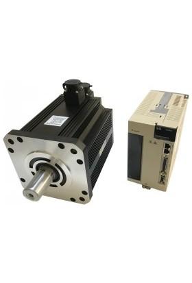 Şahin Rulman Servo Motor 3000 Watt | Servo Motor 3.00 Kw - 130Sy-M20015 Sg-As50Af