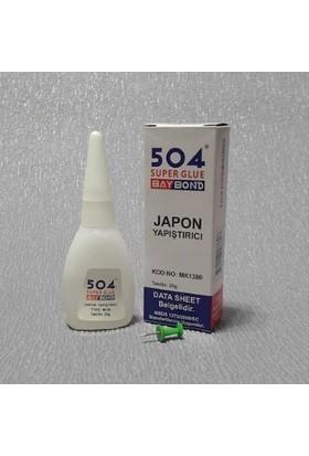 Baybond 504 Hızlı Japon Yapıştırıcı 20Gr.