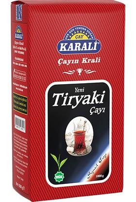 Karali Tiryaki Siyah Çay 1 Kg