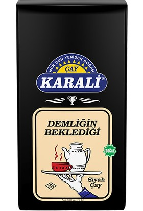 Karali Demliğin Beklediği Dökme Çay 5 kg