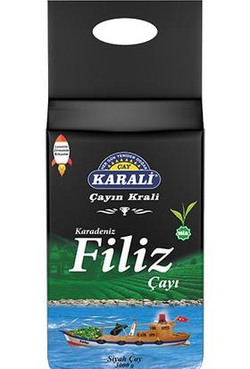 Karali Karadeniz Filiz Dökme Çay 3 kg