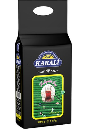 Karali Hediyelik Dökme Çay 3 kg